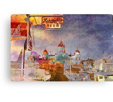 Capitol City Canvas Print