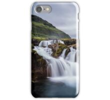 Kirkjufellsfoss From a Different Angle iPhone Case/Skin