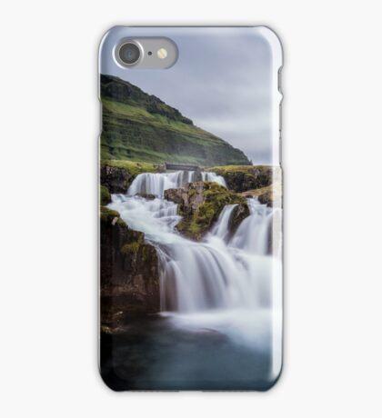 Kirkjufellsfoss From a Different Angle iPhone Case/Skin