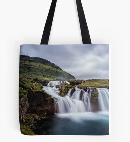 Kirkjufellsfoss From a Different Angle Tote Bag
