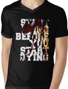 Portgas D Ace Mens V-Neck T-Shirt