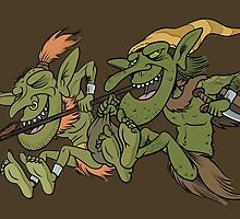 Goblin Pirates! by Arrrggghhh