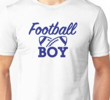 Football boy Unisex T-Shirt