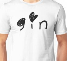 Cute Gin Unisex T-Shirt