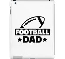 Football dad iPad Case/Skin