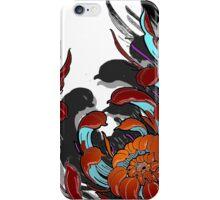 Chrysanthemum 4 iPhone Case/Skin