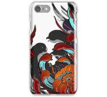 Chrysanthemum 4 iPhone Case/Skin