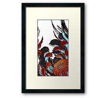 Chrysanthemum 4 Framed Print