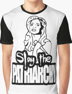 Slay the Patriarchy Graphic T-Shirt