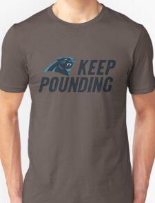 Carolina Panthers Keep Pounding T-Shirt