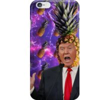 Donald Trump a.k.a. The Pineapple King iPhone Case/Skin
