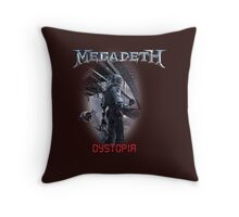 Dystopia Throw Pillow