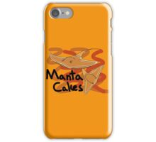 Manta Cakes iPhone Case/Skin