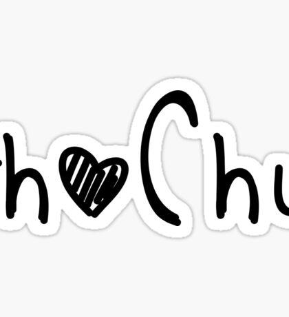 Cute Shochu Sticker