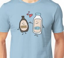 Better Together, Chocolate Milk Love Unisex T-Shirt