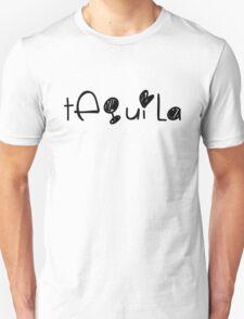 Cute Tequila Unisex T-Shirt