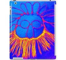 Jerry Garcia Day-glo iPad Case/Skin