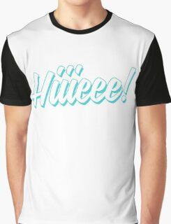 Hiiieee! - Alaska 5000 Graphic T-Shirt