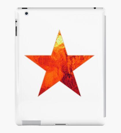Flaming Star iPad Case/Skin