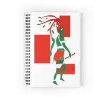 Patupaiarehe (New Zealand's Bae) Spiral Notebook