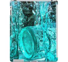 Turquoise Ice  iPad Case/Skin