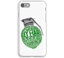 When Life Gives you Mellon's (you maybe Dysexic) iPhone Case/Skin