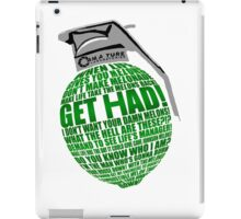 When Life Gives you Mellon's (you maybe Dysexic) iPad Case/Skin