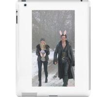 Captain Swan Bunny Ears iPad Case/Skin