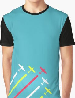 The Five Planes Graphic T-Shirt