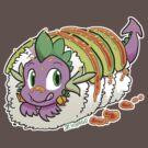 Dragon Roll (MLP) by Zhivago