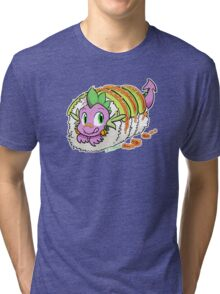 Dragon Roll (MLP) Tri-blend T-Shirt