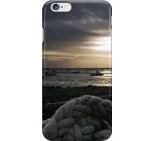 Harbour Sunset iPhone Case/Skin
