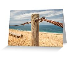 South Australian Beaches Greeting Card