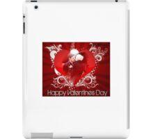 A Captain Swan Valentine iPad Case/Skin