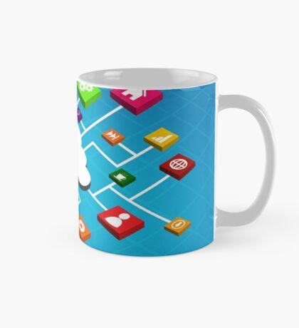 Apps of the Cloud Mug