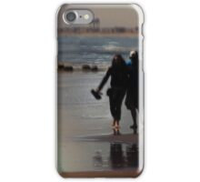 Walking In Love iPhone Case/Skin