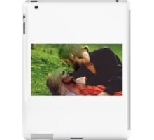 Captain Swan Princess Bride iPad Case/Skin