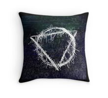 Enter Shikari triangle Throw Pillow