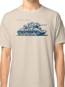 T-34 Russian Caravan Classic T-Shirt