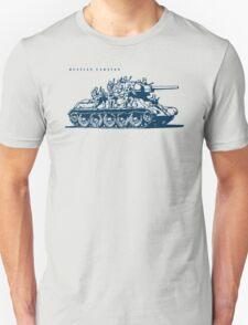 T-34 Russian Caravan T-Shirt