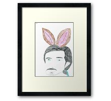 Easter Hook Framed Print