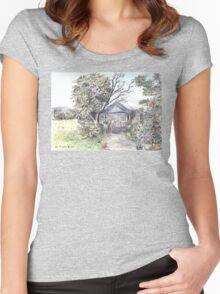Lake Munmorah Homestead Women's Fitted Scoop T-Shirt