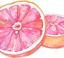 Grapefruit by whatkimydid