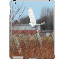 Farmer's best friend iPad Case/Skin