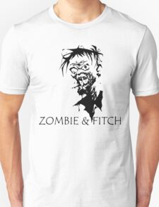 Zombie And Fitch Funny Men's Tshirt T-Shirt
