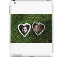 Captain Swan Hearts iPad Case/Skin