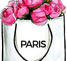 Paris Bag by whatkimydid