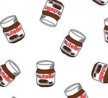 Love Nutella by whatkimydid