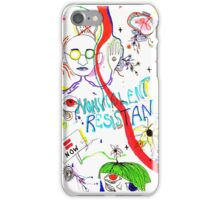 nonviolent resistance iPhone Case/Skin