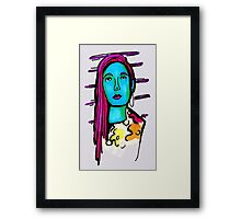 Woman #1 Framed Print
